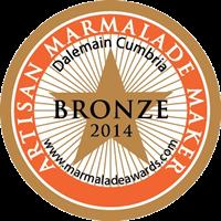 Artisan Marmalade Maker Bronze Award 014