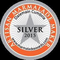Artisan Marmalade Maker Silver Award 2015